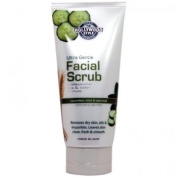 Hollywood Style Ultra Gentle Facial Scrub- Professional Cleansing Formula