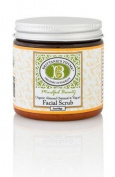 Brittanies Thyme Organic Almond Oat Facial Scrub with Yoghurt