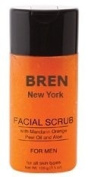 FACIAL SCRUB WITH VITAMIN C FOR MEN SKINCARE