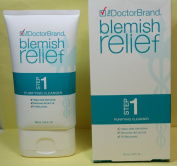 The Doctor Brand Blemish Relief Step 1 Purifying Cleanser 130ml