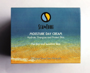 Dead Sea Moisture Day Cream. For Dry and Sensitive Skin. 50ml - 1.7oz