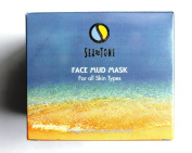 Dead Sea Face Mud Mask. For All Skin Types. 100ml -3.4oz