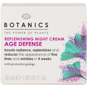 Botanics Age Defence Replenishing Night Cream