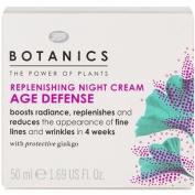 Botanics Age Defence Replenishing Night Cream