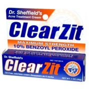 Dr. Sheffield's Clear Zit 10% Acne Cream 30ml
