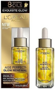 L'Oreal Paris Age Perfect Glow Renewal Facial Oil, 1.0 Fluid Ounce