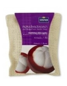 SUPAPORN spa Mangosteen Herbal soap 70g. Thailand