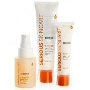 Serious Skincare C No Wrinkle Trio
