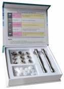 Replacement Diamond Microdermabrasion Tips & Wands Set