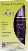 Avalon Organic Botanicals CoQ10 Wrinkle Defence Night Creme 50ml