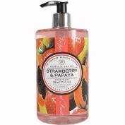 Strawberry Papaya Asquith Tropical Fruit Hand Wash