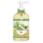 Herbs Teacup Liquid Soap