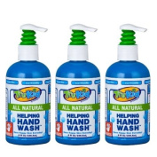 3 Pc Value Pack TruKid Helping Hand Wash
