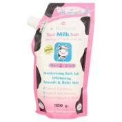 A Bonné Whitening Smooth & Baby Skin Spa Milk Salt 350g