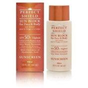 Pola Perfect Shield Sun Block for Face & Body SPF 50 60ml/2oz