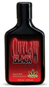 Outlaw Black Bronzer Triple Hot Tingle Tanning Lotion 270ml