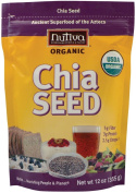 Nutiva Chia Seeds,Og 350ml