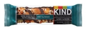 Nuts and Spices Bar, Dark Chocolate/Nuts/Sea Salt, 1.4 oz, 12/Box