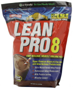 Labrada Lean Pro8 Chocolate Powder 2.2Kg