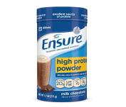 Ensure High Protein Powder, Chocolate