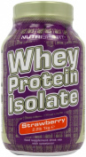 Nutrisport Whey Protein Isolate - 1kg Tub - Strawberry