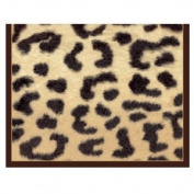 Zanzibar Leopard Mini Gift Enclosure Cards with Envelopes, 4/pkg.