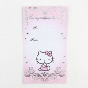 Hello Kitty Wedding Envelope