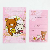Rilakkuma Multipurpose Gift Voucher Envelope