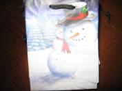Small-Snowman Gift Bag