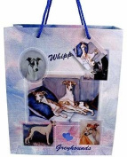 Greyhound and Whippet Gift Bag - Large