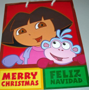 Dora the Explorer Merry Christmas - Feliz Navidad Gift Bags