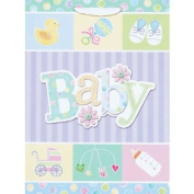 Happy Baby Shower Jumbo Bag
