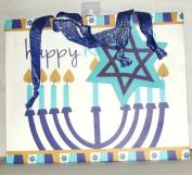 Hanukkah Festival of Lights Small Gift Bag