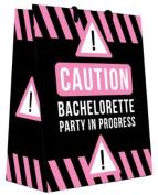 Caution Bachelorette Party in Progess Gift Bag - EDO-5990-383