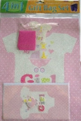 It's My Girl 10cm 1 Gift Bag - Tissue - Tag Set and Card