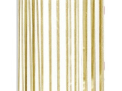 Cello Bags Gold Stripe Small - Pack of 20