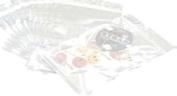 Wholesale Lot of 95 Pack Silver Tone Ziplock Item Packaging Gift Bags