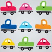 GelGems Cars & Trucks Large Bag Gel Clings