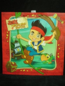 "Disney's Jake & The Neverland Pirates ""Jumbo Gift Bag"" - Hard to find"