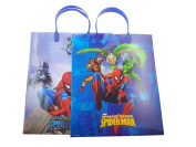 Blue Spiderman 4 Piece Gift Bag - Spiderman Gift Bags