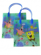 Nick Jr. Spongebob Squarepants Gift Bag - 6pcs Spongebob Gift Bag Set