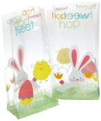 Wilton Hop N Tweet Party Bags, Easter Spring Birthday Party