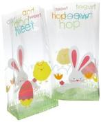 Wilton Hop N Tweet Party Bags, Easter Spring Birthday Party