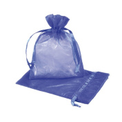 Organza Bags - Royal Blue - Large