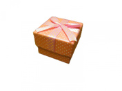Megashopping Pink Bowknot White Dot Favour Wedding Valentine Gift Boxes Sold Individually