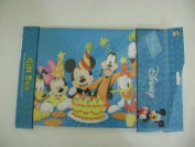 MICKEY MOUSE AND FRIENDS GIFT BOX (NO WRAP REQUIRED) 34cm X 23cm X 7.6cm