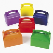 Assorted Colour Treat Boxes