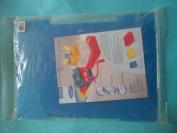 Itoya RW-20 Rainbow Boxes Gift and Storage Solution Medium 11cm x 23cm x 29cm Blue