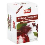 Badia Hibiscus Tea Bags Box of 25 bags