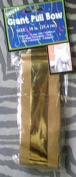 Giant Gold Pull Bow - Measures 25cm